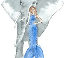 Elephant Love by jojo456