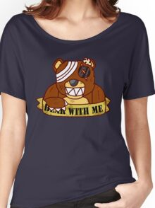 Bear With Me -Goreless- Women's Relaxed Fit T-Shirt