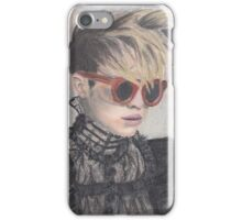 Miley for Marc Jacobs iPhone Case/Skin