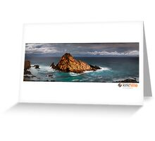 Sugar Loaf II Greeting Card