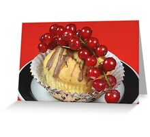 Sweet and Fruity Greeting Card