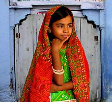 COLORFUL KUTCH by Michael Sheridan