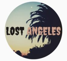 Lost Angeles Print by Rachelyouens