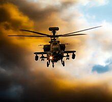 Apache Hunter  by J Biggadike