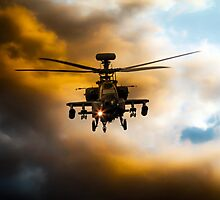 Apache Hunter  by J Biggadike