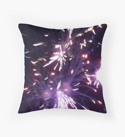 Aww Struck Throw Pillow