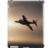 Harrier Sunset  iPad Case/Skin