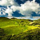green hills  by peterwey
