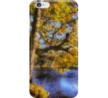 Autumn River iPhone Case/Skin