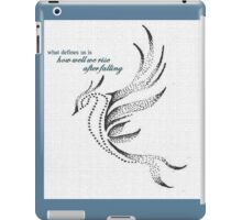 Pheonix iPad Case/Skin
