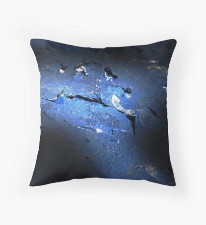 urban spot light.  Throw Pillow
