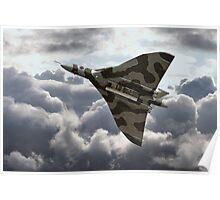 Vulcan Bomb Bay  Poster