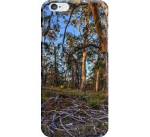 Eastcoast-bush iPhone Case/Skin