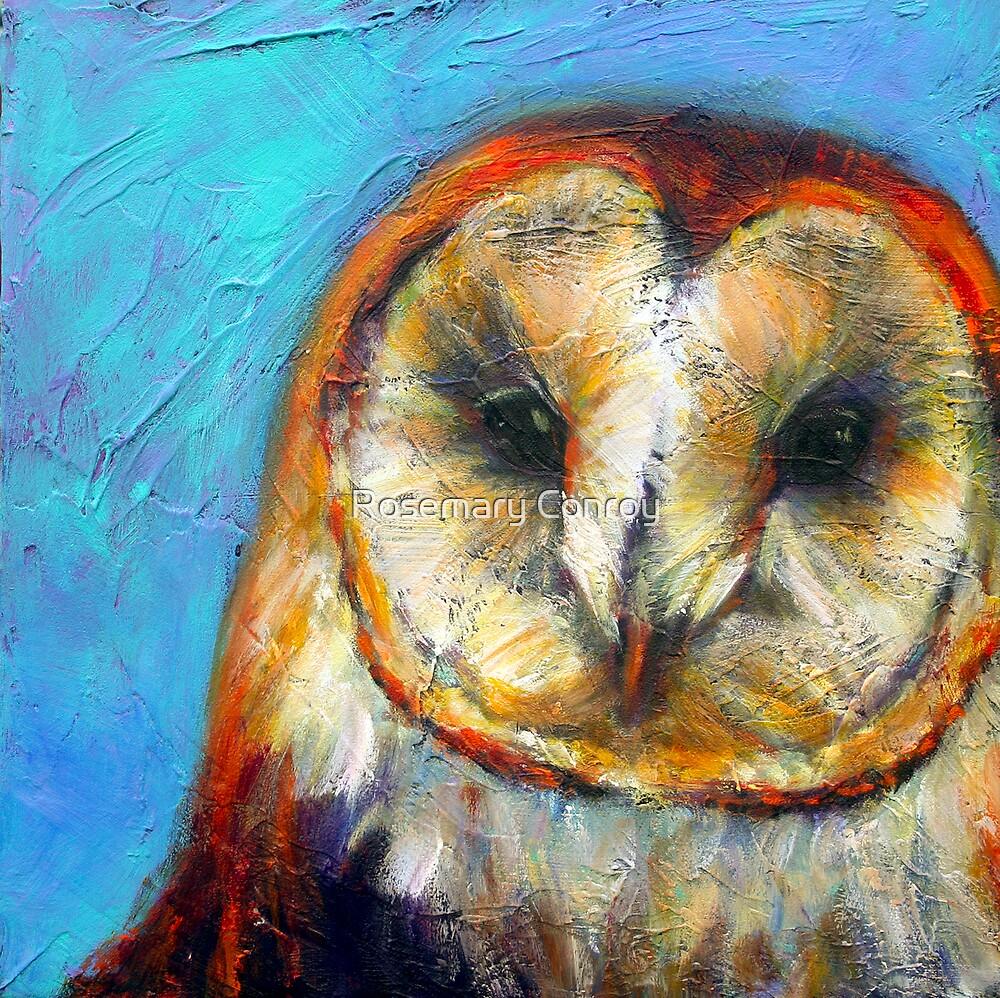 Insight: Barn Owl by Rosemary Conroy