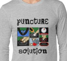 Puncture Solution Long Sleeve T-Shirt