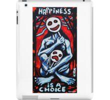 'HAPPINESS'  iPad Case/Skin