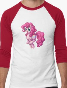 Pinkie Pie is the best pink pony Men's Baseball ¾ T-Shirt