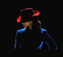 Agent Peggy Carter by Irenuccia