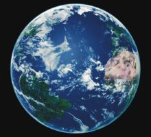 Earth - The Blue Planet by bradlo