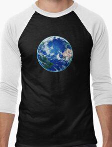 Earth - The Blue Planet Men's Baseball ¾ T-Shirt