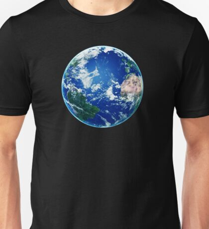 Earth - The Blue Planet Unisex T-Shirt