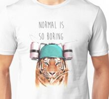 Swaggy Tiger Unisex T-Shirt