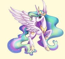 Sun dance - Celestia by ShinePaw