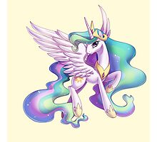 Sun dance - Celestia Photographic Print