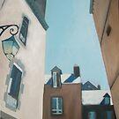St Malo street scene  by ChristineBetts