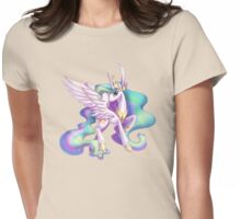 Sun dance - Celestia Womens Fitted T-Shirt