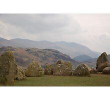 Castlerigg - Keswick Photographic Print