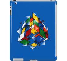 Rubik's Cubism iPad Case/Skin