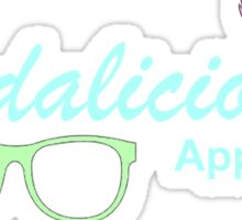 Easter collection - Nerdalicious Logo Sticker
