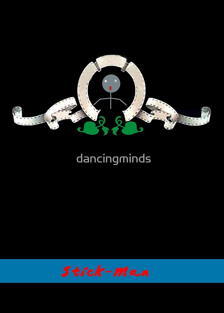 Stick-man calendar 2009 by dancingminds