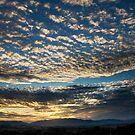 Cloudy Dawn by Steven  Siow