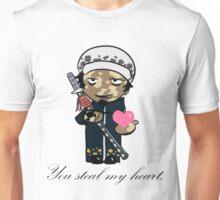 You Steal My Heart. ((Spots version)) Unisex T-Shirt