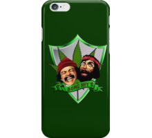 Cheech & Chong - Bong Hits iPhone Case/Skin