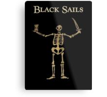 Black Sails Metal Print