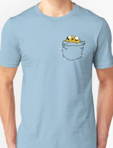 Adventure Time - Pocket Jake T-Shirt