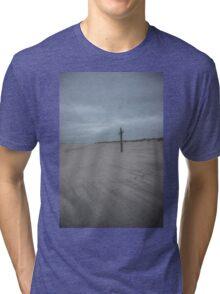 Which side Tri-blend T-Shirt