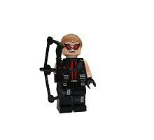 LEGO Hawkeye by jenni460
