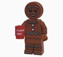 LEGO Gingerbread Man with Dunk Me Mug Kids Clothes