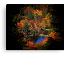 Fall Majesty Upgrade Canvas Print