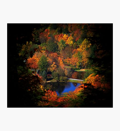 Fall Majesty Upgrade Photographic Print