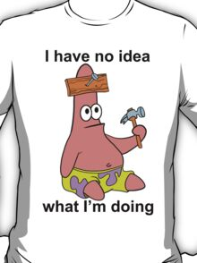 No Idea Patrick T-Shirt