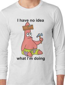 No Idea Patrick Long Sleeve T-Shirt