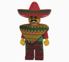 LEGO Taco Tuesday Man Kids Clothes