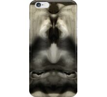 Two heads are better than three. iPhone Case/Skin