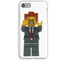 LEGO President Business iPhone Case/Skin