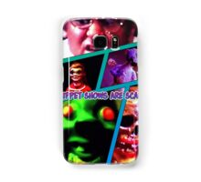Pruppets are scary Samsung Galaxy Case/Skin